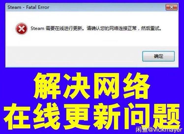 解决Steam网络问题(拍前联系客服QQ535005200)